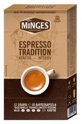 52g (10er) MINGES Espresso Tradition