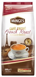 1000g MINGES Creme Caffe French Roast