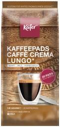 140g (20er) KÄFER KAFFEEPADS CAFFÉ CREMA LUNGO