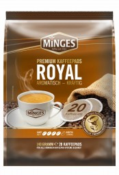 140g (20er) MINGES Röstkaffee Royal
