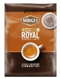 756g (108er) MINGES Cafe Creme Dark Roast Megabeutel