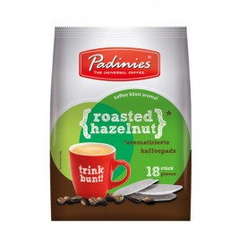 126g (18er) PADINIES Roasted Hazelnut